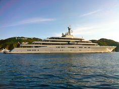 eclipse yacht interior photos | Eclipse, the world's largest superyacht in St Barths - New-Build ...