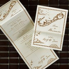 Come to Bermuda Invitation - Wedding Invitation Ideas - Wedding Invites - Wedding Invitations - Create a FREE Proof Online - Order Sample Invitations #weddings #wedding #invitations