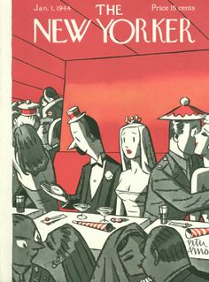 Attempted Bloggery: New Year's Eve with Peter Arno