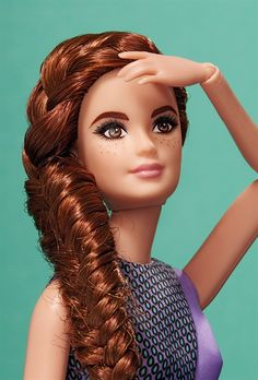 Vogue Italia September 2015, OOAK Fashionistas Barbie../ 9..38.5.21