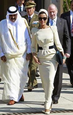 Esta Jequesa árabe rompe todos los estereotipos delamujer oriental