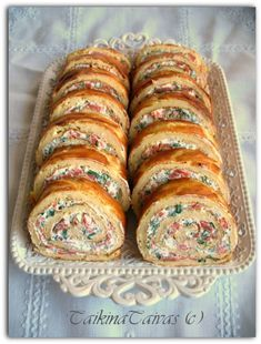 Appetizer Recipes, Appetizers, Salty Foods, Sushi, Cooking Recipes, Snacks, Breakfast, Ethnic Recipes, Diy