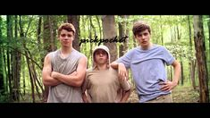 Kings of Summer Official Trailer directed by Jordan Vogt-Roberts and starring Nick Robinson, Gabriel Basso, Moises Arias, Nick Offerman Synopsis: THE . Nick Robinson, Lara Jean, Indian Paintbrush, Mike Tyson, Movies To Watch, Good Movies, The Kings Of Summer, The Bling Ring, Three Friends