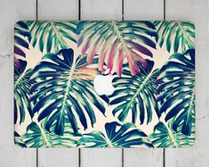 Shop Colorful tropical monstera leaves triptych created by goljakoff. Kids Beach Towels, Pool Towels, Wood Wall Art, Wall Art Decor, Mac Stickers, Monstera Deliciosa, Oversized Beach Towels, Tropical Art, Plant Leaves