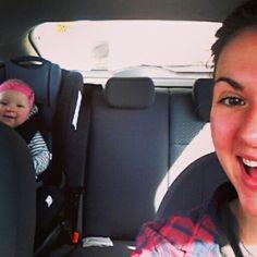Miss Sophia New Zealand, Car Seats
