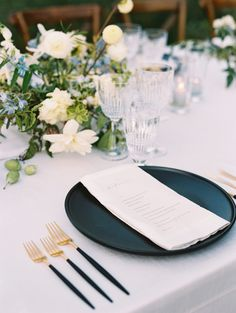 La Tavola Fine Linen Rental: Dupionique Ivory with Dupionique Ivory Napkins | Photography:  Caroline Yoon Fine Art Photography, Planning & Design: Callista & Co, Florals: Laura's Floras, Venue: Calistoga Ranch, Rentals: Theoni Collection, Paper Goods: Where's The Party