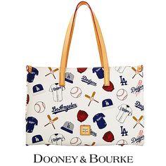 Los Angeles Dodgers Shopper Bag by Dooney & Bourke - MLB.com Shop
