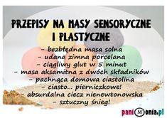 Masy sensoryczne i plastyczne to zbiór moich ulubionych przepisów na pachnące i fascynujące maluszki i starszaki masy, dzięki którym zwykłe popołudnie zmienia się w sensoryczną przygodę dla naszych podopiecznych!