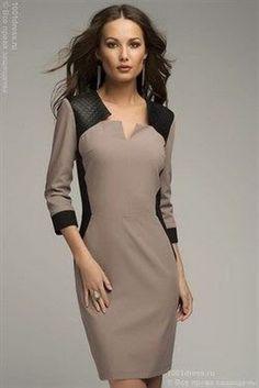 Stylish and simple, beautiful dress #dresses - Roy Thompson - Google+