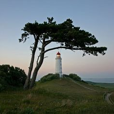 *Lighthouse - Hiddensee, Germany