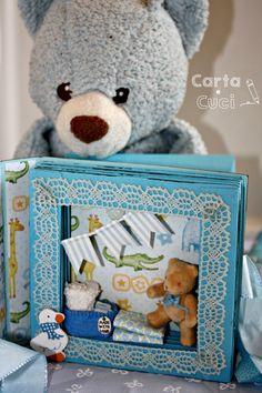 Carta e Cuci: BookCard per il Benvenuto al Mondo!
