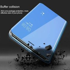 Smart Mirror Flip Phone Case For iphone X 8 7 Plus Luxury Leather Cover coque For funda iphone XS Max XR SE accessories Flip Phone Case, Flip Phones, Mirror Plates, Mirrors, Iphone 11, Iphone Cases, Luxury Mirror, New Mobile Phones, Cell Phone Plans