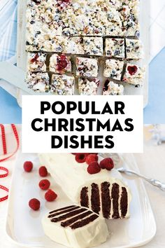 Here they are: the tried-and-true festive recipes Aussies turn to Christmas after Christmas. With ideas for glorious glazed hams, wow desserts, cute edible gifts, plus lots more, your whole Christmas menu is sorted. Christmas Dishes, Christmas Tea, Christmas Drinks, Christmas Sweets, Christmas Cooking, Christmas Foods, Christmas 2019, Slushies, Holiday Recipes