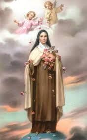 Santa Teresinha do Menino Jesus, Santa Teresa de Lisieux