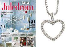 Vinn et vakkert diamanthjerte - Tara