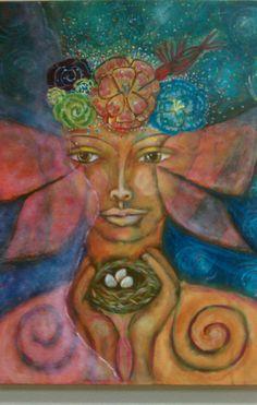 Blossoming Into Joy by Havi Mandell www.heartrageouslife.com
