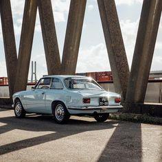 1966 Alfa Romeo Giulia Sprint GT 1600