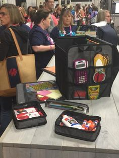 Home School or Homework work station! Get Creative by Thirty-One! Thirty One Organization, Bag Organization, Organizing, Thirty One Fall, Thirty One Gifts, Thirty One Business, 31 Bags, One Life, 3 In One