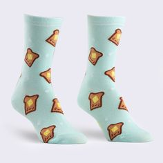 Sock It To Me - Toast Socks (Womens)