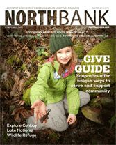 Nice write-up about #AutismEmpowerment in NorthBank Magazine Winter 2014-2015. THANK YOU! #Giving #Autism #Philanthropy