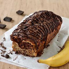 Banan och choklad är en ljuvlig kombination.