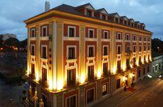 Hotel Los Jándalos (Jerez de la Frontera, #Cádiz), by @elviajero_pais