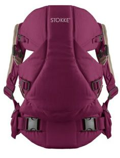 The Lap of Purple Luxury baby carrier