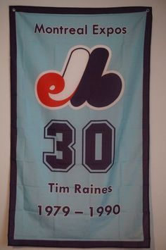 Expos Baseball, Sports Banners, Star Trek Posters, Quebec Montreal, Canada Eh, National League, Baseball Players, Golden Age, Mlb
