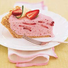 Fresh Strawberry Dessert Recipes - Easy Healthy Dessert Recipe at WomansDay.com - Woman's Day