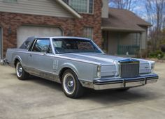 157 Best Lincoln Continental 1979 1992 Images On Pinterest In