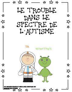Häufig Activités pour enfants autistes | Activités et Petits Plus  DT57