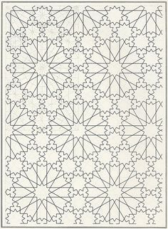Pattern in Islamic Art - BOU 096