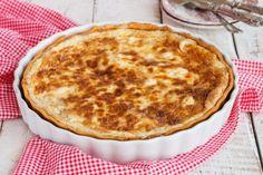 Torta al formaggio: la ricetta appetitosa che recupera il pane raffermo