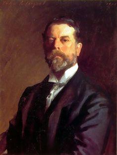 John Singer Sargent Self Portrait                              …