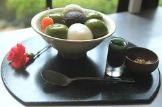 鎌倉の甘味処「茶房 雲母(きらら)」で、作りたての白玉を味わいましょう|ことりっぷ