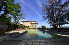 VILLA MACHIAVELLI, ITALY Best Boutique Hotels, 15th Century, Backdrops, Villa, Mansions, World, House Styles, Home, Italia