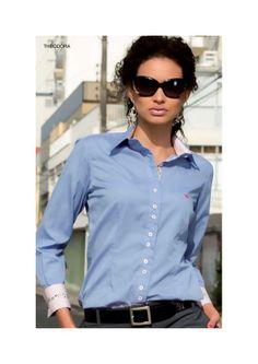 Camisa Feminina Principessa Theodora