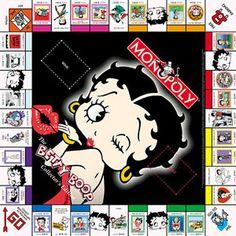 Betty Boop - betty-boop Photo
