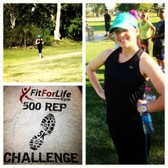 Fit Friday - 500 Rep 5K