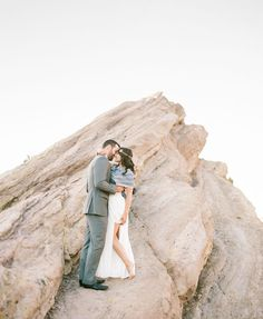 Desert Engagement Session in Los Angeles: Chloe + Taylor