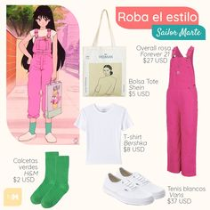 Anime Inspired Outfits, Anime Outfits, Sailor Scouts, Sailor Moon Outfit, Sailor Moon Aesthetic, Sailor Moon Character, Casual Cosplay, Otaku, Cute Fashion