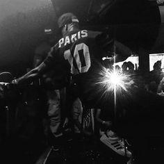 """BOOBA """"Les joueurs sont plutôt noirs l'équipe s'appel l'A.C. Bresson #paris"""" #92i #booba"""