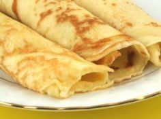 Living Without - Gluten-Free, Dairy-Free Easy Breakfast Crepes -