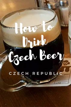 Each time we travel to Prague,  we learn something new about the Czech beer culture. In the Czech Republic, people take their beer very seriously.  These tips just scratch the surface of the information needed to travel to the Czech Republic for beer. It'