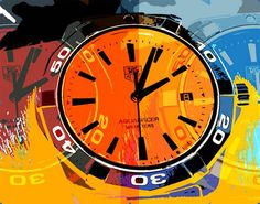 Alex3#Contest TAG Heuer