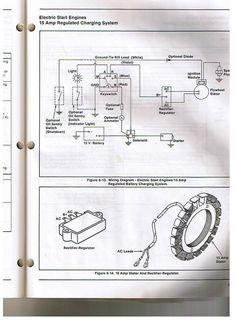 1971 Chevy Voltage Regulator Wiring | schematic and wiring diagram Mack Trucks, Trailer Light Wiring, Rv Solar Panels, Motorcycle Wiring, Lawn Mower Repair, Electrical Circuit Diagram, Kohler Engines, Electrical Layout, Engine Repair
