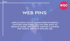 Application Cache is another powerful feature which will allow web apps to behave more like native apps by caching the whole app for offline use. Email : sales@websolutionscompany.com.au #websitedesigningcompanyinParramattaRegion #websitedesigncompanyinParramattaRegion #webdesigningcompanyinParramattaRegion #websitedesigninginParramattaRegion #websolutionscompany #wsc Web Development Company, Web Design, Australia, App, Website, Design Web, Apps, Website Designs, Site Design