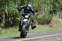 2013 Suzuki DR-Z400SM First Ride - Offroad Motorcycles - Motorcycle Sport Forum