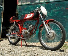 Custom Moto Morini