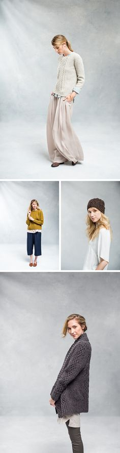 The other BT Fall '14 photos  - love the blue, white, gold combo.
